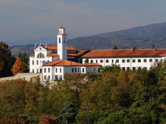 Mirko Bijuklič Samostan Kostanjevica