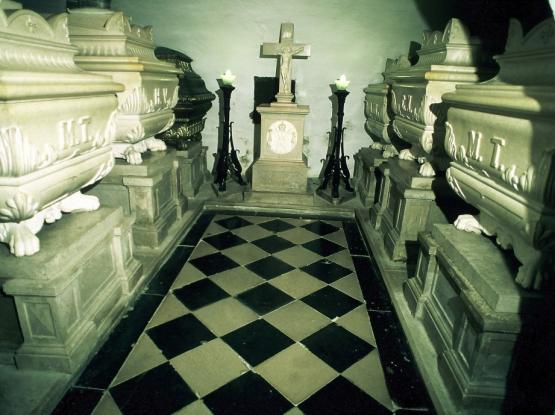 Grobnica Burbonov
