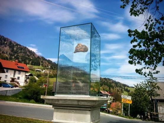 Meteoritkova pot