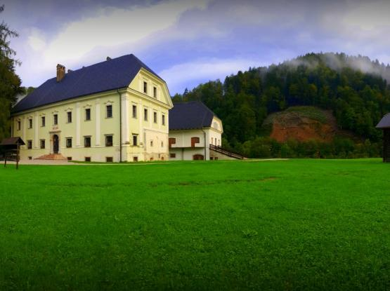 Tavčarjev dvorec na Visokem