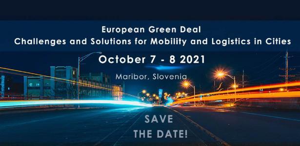 Evropski zeleni dogovor in izzivi za mestno logistiko