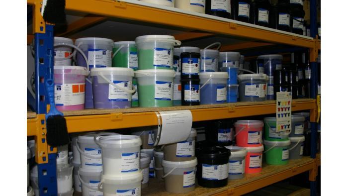 barve za tekstil