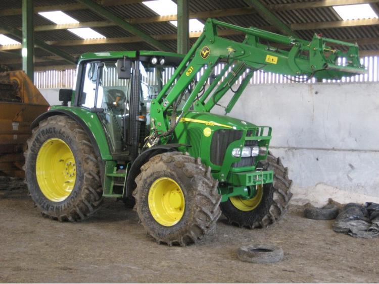 Traktorski nakladalci