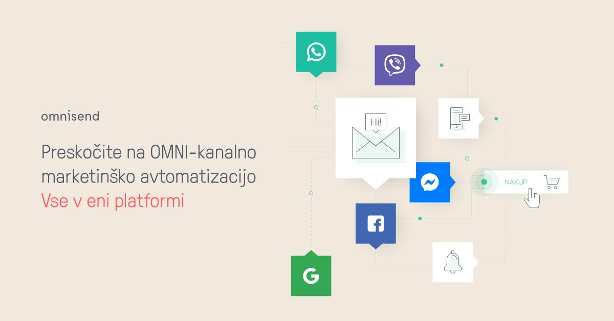 OMNI-kanalna strategija je pomemben del spletne trgovine