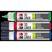 3D Liner, 25 ml