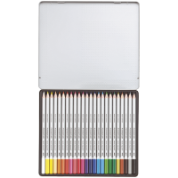 Akvarelne barvice KARAT, komplet 24 barvic