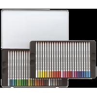 Akvarelne barvice KARAT, komplet 48 barvic