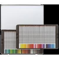 Akvarelne barvice KARAT, komplet 60 barvic
