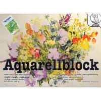 Akvarelni blok, grob, 24 x 32 cm, 10 listov
