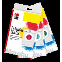 Barva za barvanje tekstila v pralnem stroju