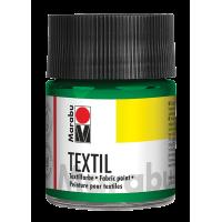 Barva za tekstil, kozarček 50 ml