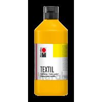 Barva za tekstil, plastenka 500 ml