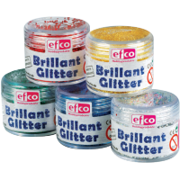 Bleščice Brillant Glitter, fine, 12 g