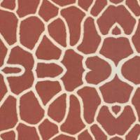Color-Dekor 180°C, 10x20 cm, imitacija žirafe, 2 foliji