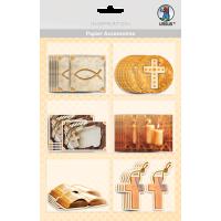 Dekorativni dodatki, krščanski motivi