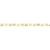 Dekorativni lepilni trak URSUS, 15 mm x 10 m, zvončki
