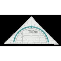 Geometrijski trikotnik, 16 cm