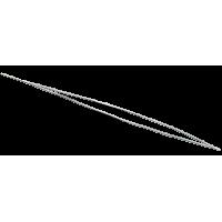 Igla za nanizanje perl, 70 mm