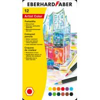 Komplet 12 barvic Artist Color