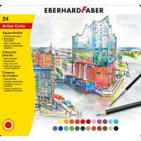 Komplet 24 akvarelnih barvic Artist Color