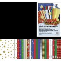 Komplet Božičnih papirjev, 23 x 33 cm, 26 pol