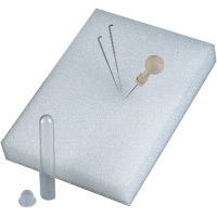 Komplet pripomočkov za suho polstenje, 5 delni