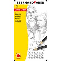 Komplet svinčnikov Eberhard Faber, 12 svinčnikov