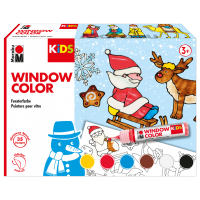 Komplet WINDOW COLOR KiDS