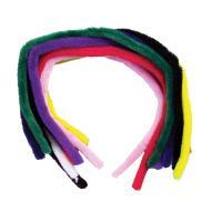 Kosmata žica, Ø15 mm, 50 cm, 10 kosov - 10 barv