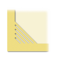 Kotna štanca EK Success, ca. 2 cm, črte