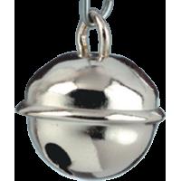 Kraguljček, srebrn, 19 mm