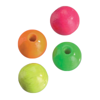 Lesene kroglice NEON, Ø10 mm, luknjica 2,5 mm, 30 kosov