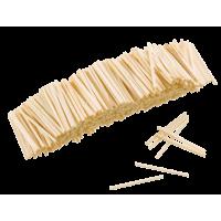 Lesene palčke - vžigalice, 43 mm, 1000 kosov