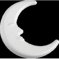 Luna iz stiropora, 150 mm