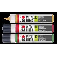 Metallic Liner, 25 ml