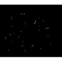 Mini štampiljke Marabu, Božični motivi, 4 kosi