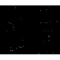 Mini štampiljke Marabu, otrok, 4 kosi