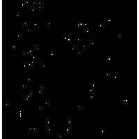 Mini štampiljke Marabu, rože, 4 kosi