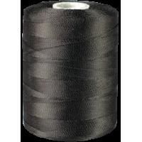 Najlonska nit, 500 m / 50 g, dvojna, črna