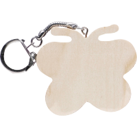 Obesek iz lesa - metulj