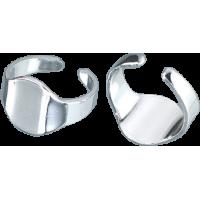 Osnova za prstan, srebrna