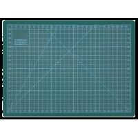 Podlaga za rezanje WEDO, 30 x 22 cm, 3 mm, temno zelena