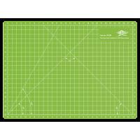 Podlaga za rezanje WEDO Comfortline, 30 x 22 cm, 3 mm, jabolčno zelena