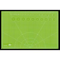 Podlaga za rezanje WEDO Comfortline, 45 x 30 cm, 3 mm, jabolčno zelena