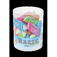 Radirka RazzeGUM WEDO, 2.1 x 2.1 x 3.5 cm, več barv