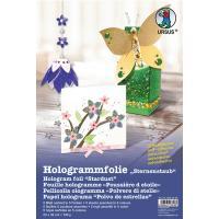 Samolepilna hologramska folija