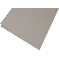 Siva lepenka, 1 mm, ca. 50 x 70 cm