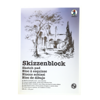 Skicirni blok, 50 listov, 120 g, A3