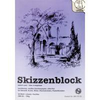 Skicirni blok, 50 listov, 120 g, A5