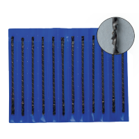 Spiralne žagice za rezljanje, št. 3, srednje, 12 kosov